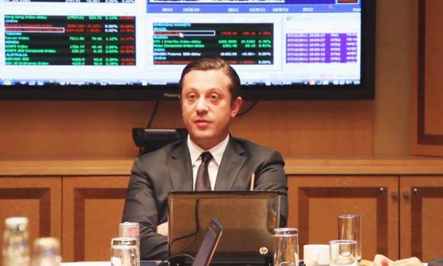 Ex-trader da Goldman Sachs dá dicas sobre dinheiro