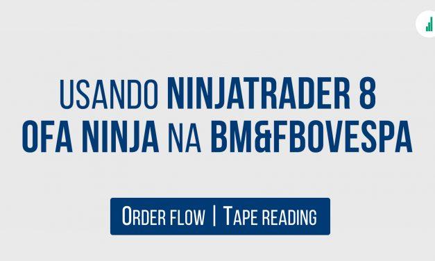 Como integrar ativos da BM&FBovespa no Ninjatrader e OFA Ninja