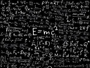 Equações matemáticas