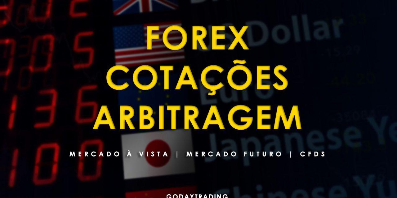 Forex: Cotações, Arbitragem e Fluxo de Ordens